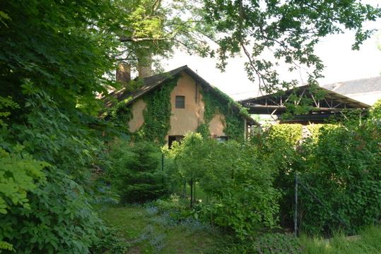 Dörflich-ländliches Idyll in Leipzig Knauthain