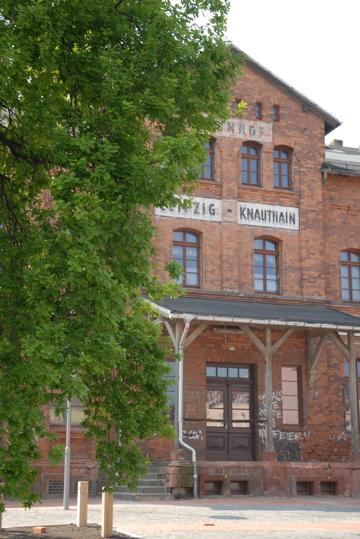 Bahnhof Leipzig Knauthain